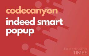 code indeed smart popup