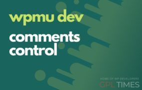 wpmudev comments control