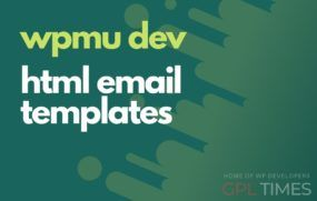 wpmudev html email templates