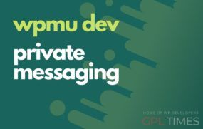wpmudev private messaging
