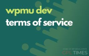wpmudev terms of service
