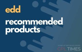 edd recommended products 1