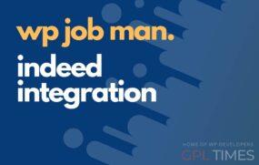 wpjob manager indeed integration