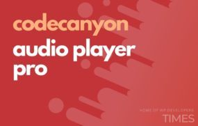 code audio player pro