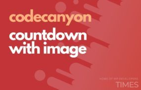 code countdown with image