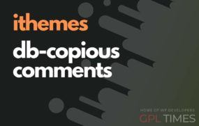 ithemes displaybuddy copious comments