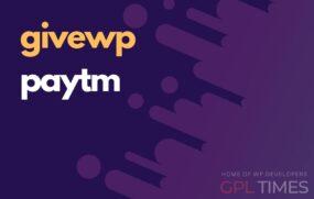 give wp paytm