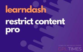 ldash restrict content pro