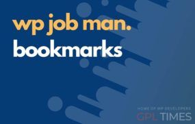wpjob manager bookmarks