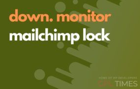 down monitor mailchimp