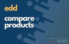 edd compare products