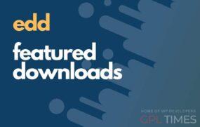 edd featured downloads