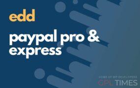 edd paypal pro express