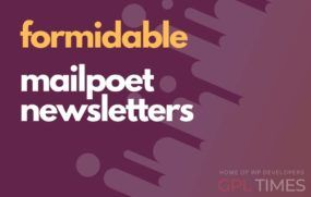 fforms mailpoet newsletter