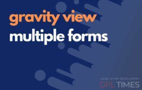 gview multiple forms