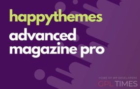 happy theme advanced magazine pro