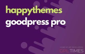 happy theme goodpress pro