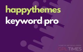 happy theme keyword pro