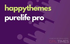 happy theme purelife pro