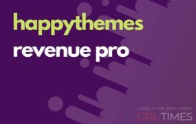 happy theme revenue pro