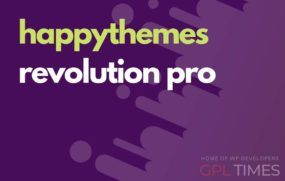 happy theme revolution pro