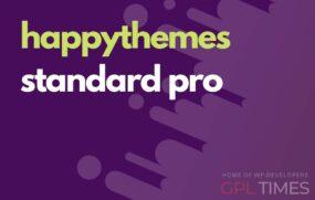 happy theme standard pro