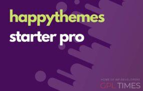 happy theme starter pro