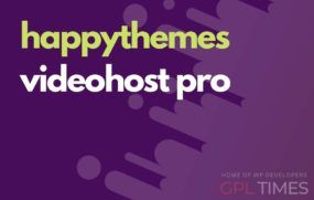 happy theme videohost pro