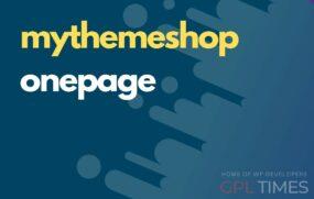 my themeshop onepage