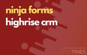 ninjaform highrise crm