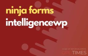 ninjaform intelligencewp