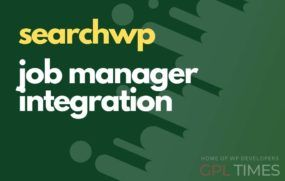 search wp job manager integration