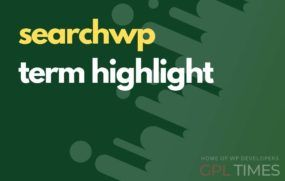 search wp term highlight