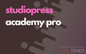 studiopress academy pro