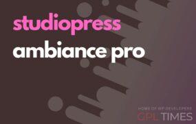 studiopress ambiance pro
