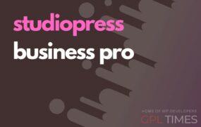 studiopress business pro