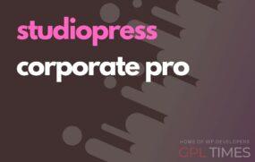 studiopress corporate pro