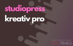 studiopress kreativ pro