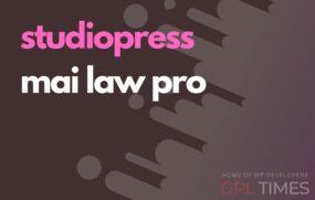 studiopress mai law pro