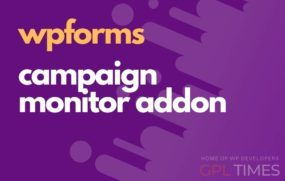 wp forms campaign monitor addon