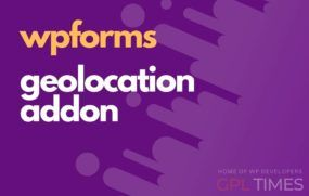 wp forms geolocation addon