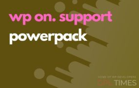 wponline support powerpack
