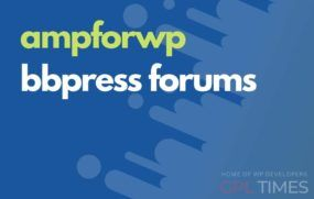 ampwp bbpress forums