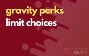 g perks limit choices