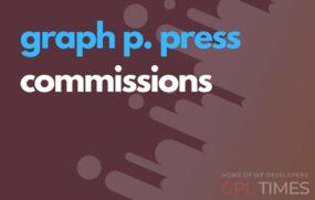 gppress commissions