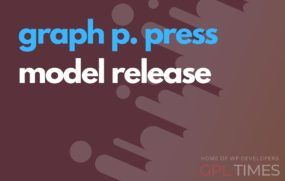 gppress model relaese