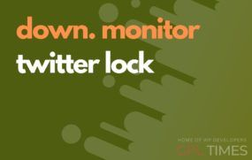 down monitor twitter
