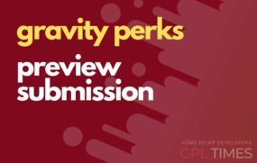 g perks preview submissions