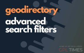 goedir advanced search filters