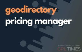 goedir pricing manager